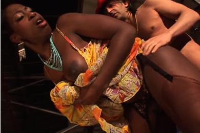 Fekete punci és erotika